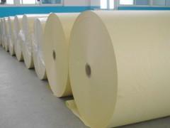 全木浆米黄双胶纸
