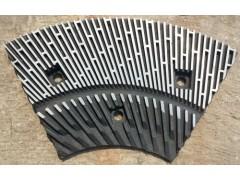 供应造纸磨片,扇形分片1000HAE