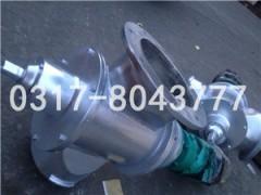 长沙DN200不锈钢星型卸料器 圆口304不锈钢星型卸灰阀