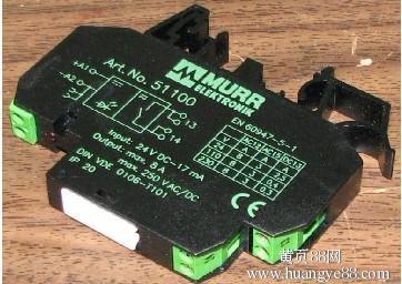 穆尔/MURR连接器  7000-40021-6240100