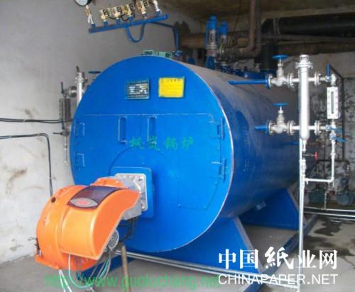 燃油气卧式蒸汽锅炉