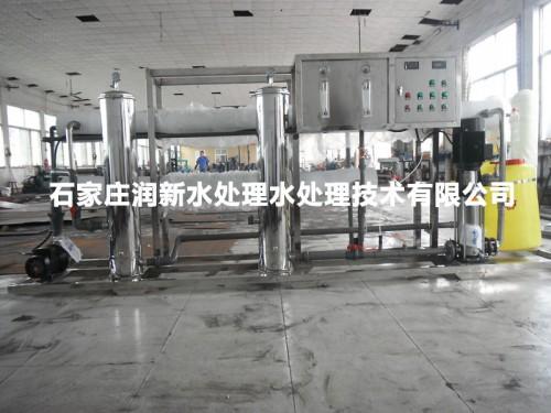 河北石家庄纯净水饮用水设备生产安装调试