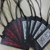 武汉厂家直销 吊牌印刷 各类纸质吊牌定制 精美吊牌生产