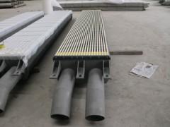 3200纸机真空脱水箱陶瓷面板/真空湿吸箱面板