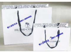銀川紙袋廠家批發定做自己的廣告手提袋選多彩