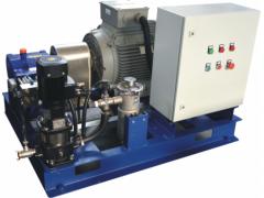 500bar造纸厂制浆设备高压清洗机