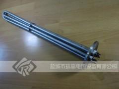 不銹鋼法蘭電加熱管