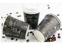 咖啡纸杯大量供应
