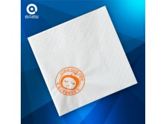 批发整箱/整吨定制logo餐巾纸
