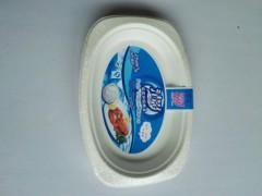 供應廣西甘蔗漿紙質餐具高溫消毒紙漿盤碟廣西商超供應商