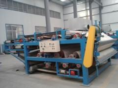 ZDN系列帶式污泥壓濾機
