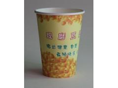 广西豆浆纸杯批发一次性纸杯现货PE淋漠纸杯
