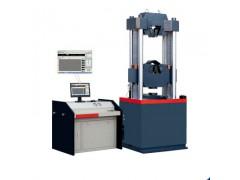 WAW-600B电液伺服拉伸试验机