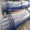 列管式石墨换热器耐压耐温 矩形块孔式石墨换热器抗热冲击性优