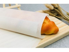 厂家直供 食品硅油烤盘纸 烘焙纸