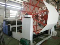 中顺全自动方块纸加工设备 方巾纸产妇纸加工机械