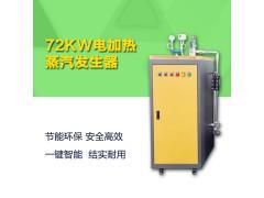 72千瓦电加热蒸汽发生器