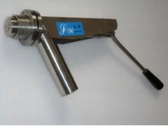SJQF-1300型免冲洗手动中浓浆料取样阀