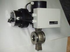 SSBV-16型電動定量控制球閥