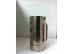 手动/气动浆料取样阀一体内挂式浆料样品专用杯