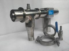ZJQF-2300G型自动(气动)中浓浆料取样阀