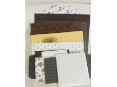 供應3層防震紙墊,巧克力紙墊