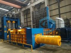 钢筋压块机1500吨全自动打包机y81z抓包双主缸圣博牌