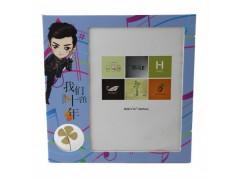廠家韓式懸掛式紙相框照片墻創意組合四葉草幸運相框五金配件