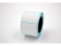 冠威厂家直销货架标签60*40热敏不干胶打印 条码标签打印纸