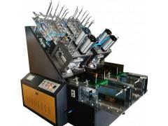 全自动纸质餐盒成型机