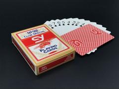 广州六年扑克牌工厂定制条码扑克