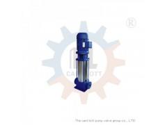 进口立式多级管道离心泵