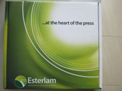 英国Esterlam油墨刮刀 英国Esterlam塑料刮墨刀