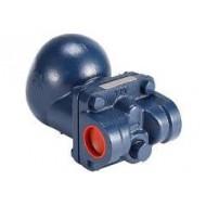 台湾DSC阀门|DSCF2~F12F可鍛鑄鐵浮球式疏水閥