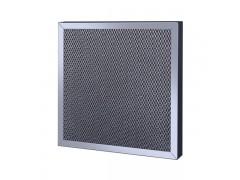 厂家定制板框式纸框空调初效过滤器折叠式集尘空气净化粗效过滤网