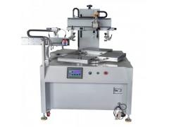 亚克力面板丝印机厂家PVC胶片网印机电器外壳丝网印刷机直销