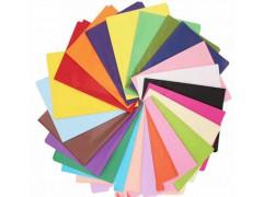 包衣服彩色的雪梨纸拷贝纸厂家