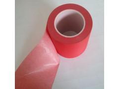 供应红色高温美纹胶FPC耐高温美纹合纸胶带PET美纹纸