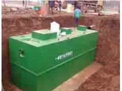 崇州农村污水处理设备