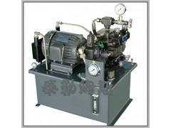 厂家制造各种型号参数液压系统油泵电机油箱成套设备