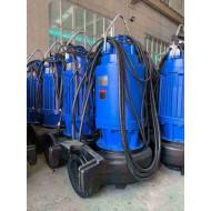 蓝深潜水WQ型排污泵,WQR切割泵,铰刀泵