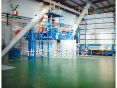 高效清洁化机浆生产线