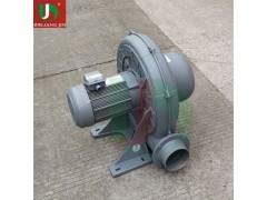 低噪音铸铝CX-125A工业三相380V蜗牛式中压引风机