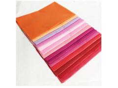 厂家订制17g-80g拷贝纸雪梨纸包装纸 支撑六色印刷