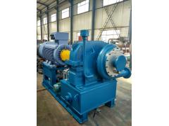 高速双级涡扇真空泵纸机真空获取性能稳定