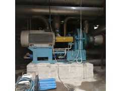 纸机真空系统节能设备-高速双级透平真空泵
