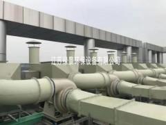 江苏禄景实验室废气处理设备活性炭吸附装置