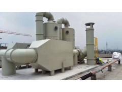 实验室废气处理设备碱洗塔后置活性炭吸附箱