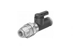 Festo/费斯托QHS-QS-6 球阀公称通径 4 mm