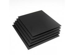 黑卡纸厂家直销 32-800G黑卡纸 可加工1-5MM黑卡纸